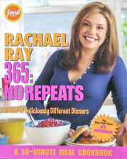 Rachael Ray 365: No Repeats - A Year of Deliciously Different Dinners - NEW