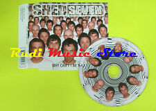 CD Singolo SHED SEVEN Why can't i be you? 2003 england TASTE no lp mc dvd (S15)