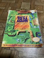 The Legend of Zelda: A Link to the Past Nintendo Players Strategy Guide 1992