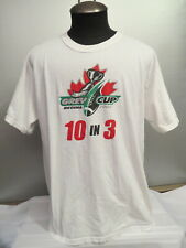 2003 Grey Cup Sponsor Shirt - Regina Saskatchewan Castrol - Men's XL