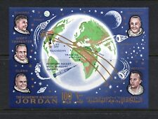 Jordan 1964  #436  space astronauts Mercury  sheet  MNH  L443