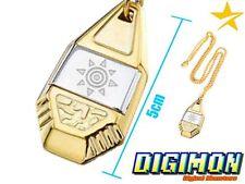 Colgante emblema del valor Digimon