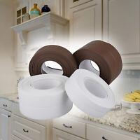 3.2M Bath Wall Sealing Strip Self-Adhesive Kitchen Caulk Repair Tape Bathroom US