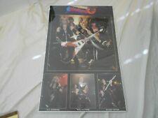 Original Judas Priest 21.5 X 33 Poster