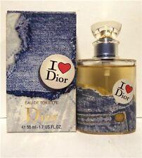 Christian Dior I Love Dior for Women Eau De Toilette Spray 1.7 oz NEW