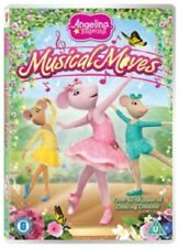 Angelina Ballerina Musical Moves New Region 2 DVD