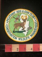 Fishing /& Hunting Patch SPORT FISH /& WILDLIFE RESTORATION C96U