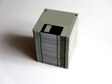 "3.5"" Floppy Disks 1.44 MB HD - Box of 50 - White"