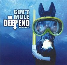 Deep End, Vol. 2 [CD + Enhanced CD] by Gov't Mule (CD, Oct-2002, 2 Discs, ATO...