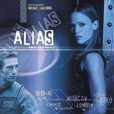ALIAS--Original Televison Soundtrack--CD