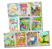 Really Silly Stories 10 Books Set Collection School Childrens Picture Stories