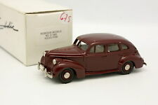 Rob Eddie Brooklin 1/43 - Volvo PV60 1950 Rouge