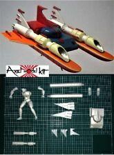 ANIME MODEL RESIN KIT - 鋼鉄ジーグ Kōtetsu Jīgu - JEEG + BIG SHOOTER OPENING NO SCALE