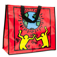 Sac pour les courses Keith Haring