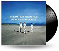 Manic Street Preachers This Is My Truth Tell Me Yours  Vinyl LP NEW sealed