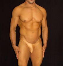 Sexy men's pouch thong in glossy COPPER *!* Arroyman & Erotic male underwear *!*