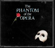 COFFRET 2 CDS BOF/OST 21 TITRES--THE PANTOM OF THE OPERA--1987