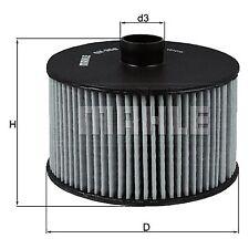 FILTRO OLIO elemento-MAHLE ox968d-si adatta a DACIA, Merc, renault, nissan & SMART