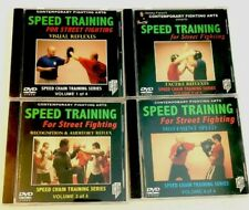 Speed Training For Street Fighting- Contemporary Fighting Arts Speed Chain Set