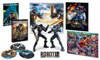 PACIFIC RIM UPRISING ULTIMATE COLLECTORS EDITION Blu-ray Box ROBOT SPIRITS NEW