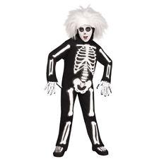 Kids SNL Beat Boy Skeleton Halloween Costume
