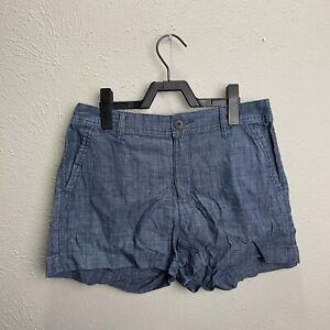 Andeawy Blue Denim Short Shorts Size 2