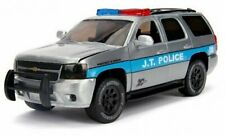 JADA TOYS Chevy Tahoe J.T. Police 2010 silve 1:24 253745003