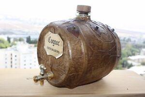 Collectible Bottle Decanter Wine Vodka Beer Whiskey Scotch Soda Milk Liqueur #3