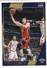 Omer Asik 2016-17 Panini Hoops Basketball Trading Card, #222