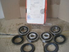 HONDA ACCORD 1599cc 76-79 FRONT WHEEL BEARING KIT x2