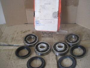 HONDA ACCORD 1599cc 76-79 FRONT WHEEL BEARING KIT x2