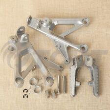 Front Footrest Foot Pegs Bracket For Honda CBR600F4I 01-06 CBR 600 F4 1999-2000