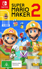 Super Mario Maker 2 - Nintendo Switch Brand NEW Game