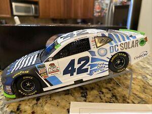 Kyle Larson Autographed Vegas Strong Elite 1/24 NASCAR Diecast