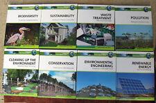 Green Technology: Green Technology Set, 8-Volumes (2009, Hardcover)