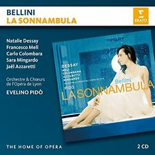 Natalie Dessay - Bellini La sonnambula [CD]