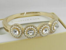 Charter Club Crystal Stone Bangle  Bracelet