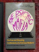 THE PSYCHIC MAFIA 1st St Martin's Press Lamar Keene Spraggett Paranormal 1976