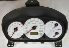 Conversion MPH => KMH Civic EP3 SI Cluster Gauges  Overlay Type-R st. Honda