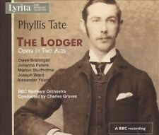 Tate: the Lodger, New Music