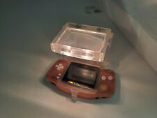 NEW Transparent Clear LIGHT & MAGNIFIER for the Nintendo GameBoy Advance Console