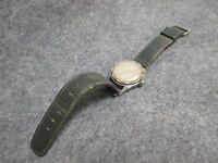 Vintage Lucerne 17 Jewel Helbros Movement Wrist Watch Wind-Up Repair or Parts