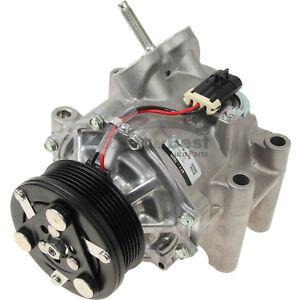 One New DENSO A/C Compressor and Clutch 4717035 for Isuzu Ascender