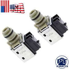 2 OEM Transmission Shift Solenoid Set for 4T40E 4T45 HHR Malibu Cobalt Cavalier