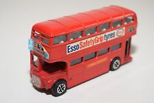F DINKY TOYS 289 LONDON ROUTEMASTER BUS COACH RED EXCELLENT CONDITION