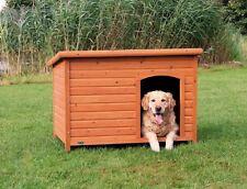 natura Hundehütte Classic mit aufklappbarem Flachdach, diverse Grö�Ÿen