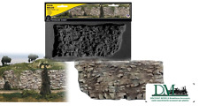 C1248 Woodland Scenics Stampo in gomma per creazione rocce con massimo realismo