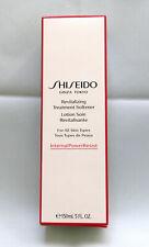 Shiseido Revitalizing Treatment Softener 150 ml NEU/OVP Versiegelt