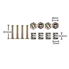 "FORD Sierra-Frein Chaussure maintenez Kit-PINS & springs (8 ""tambours) bsf0232a"