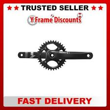 Sram Crank X1 1400 BB30 170 Black 11 speed Direct Mount 32t94bcd NO BB 170mm
